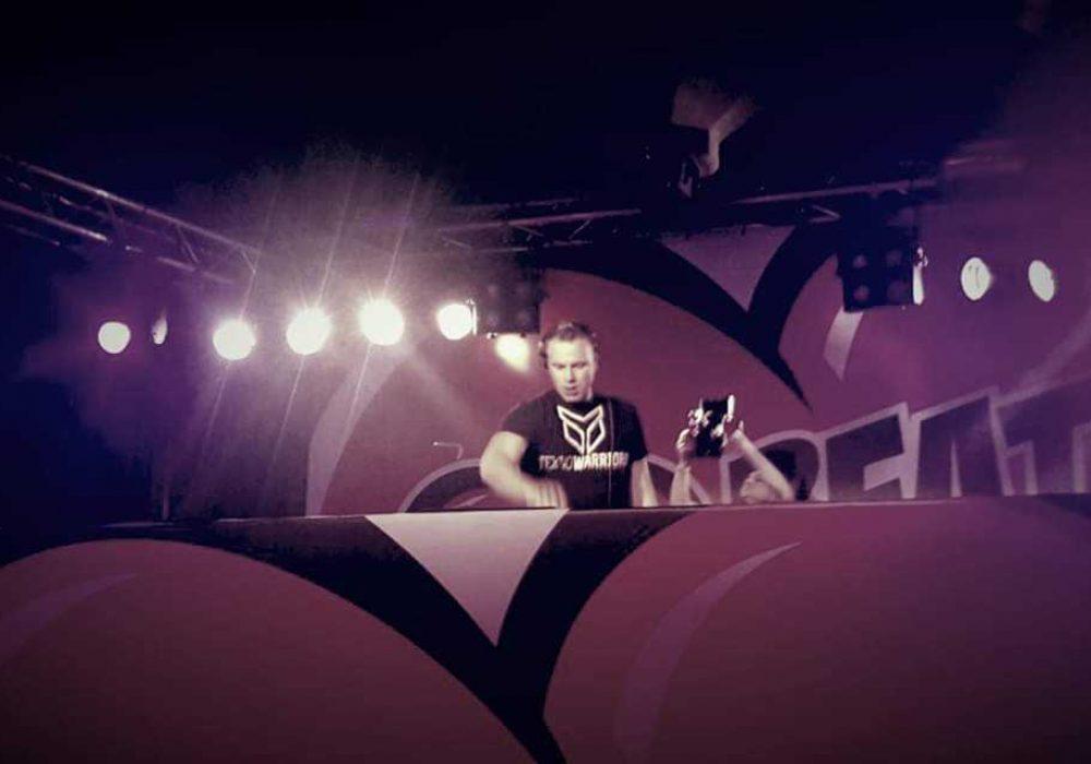 Techno DJ Rotterdam