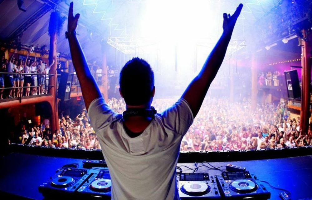 Techno Music DJ
